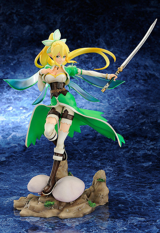 Sword Art Online Fairy Dance Arc Penguin Parade Leafa