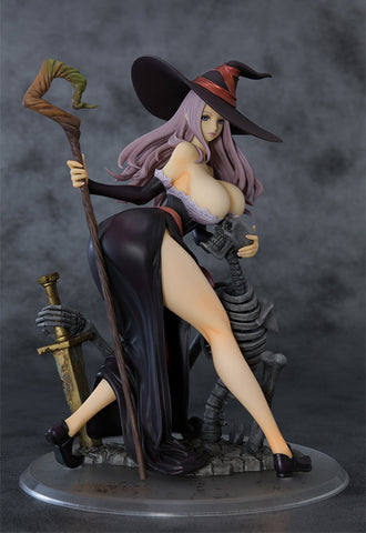 DRAGON'S CROWN Orchid Seed SORCERESS Darkness Crow ver.
