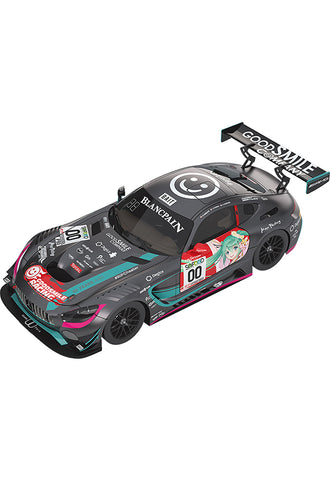 Hatsune Miku GT Project GOODSMILE RACING 1/18th Scale Good Smile Hatsune Miku AMG 2017 SPA24H Finals Ver.