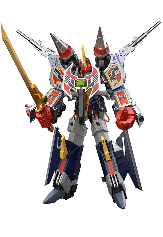 SSSS.GRIDMAN Good Smile Company Max Combine DX Full Power Gridman (re-run)