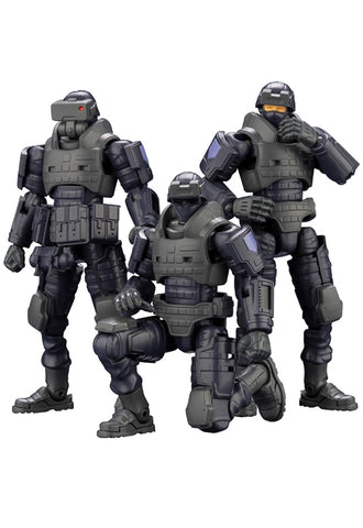 HEXA GEAR Kotobukiya EARLY GOVERNOR Vol.1 NIGHT STALKERS 3 PACK