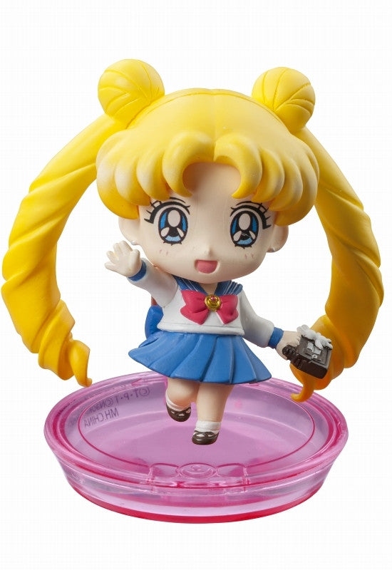 Petit Chara Land Pretty Solder Sailor Moon Vol.3 School Life (set of 6)