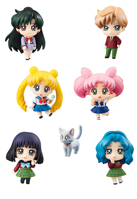 SAILOR MOON MEGAHOUSE PETIT CHARA School Life Vol 2 Limited
