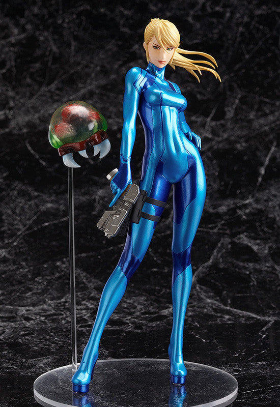 METROID Other M Good Smile Company Samus Aran Zero Suit Ver. (Re-production)