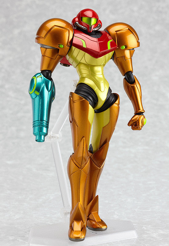 133 METROID Other M figma Samus Aran (re-run)