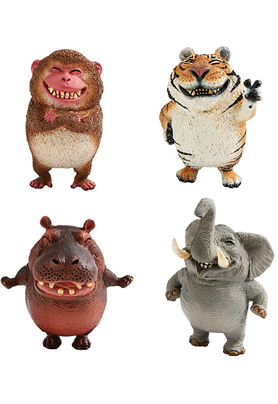 ANIMAL LIFE UNION CREATIVE Chubby Series Say Cheese (Box of 6 Blind Box)