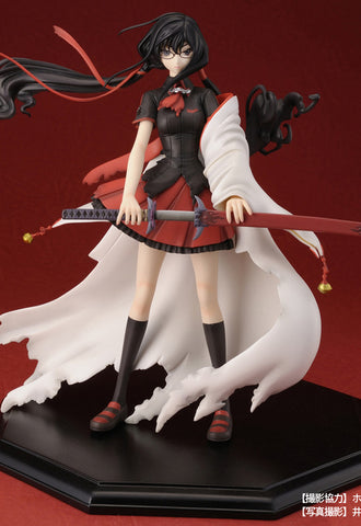 Blood-C Art Spirits Saya Kisaragi 1/8 PVC