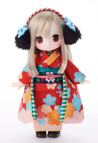 chuchu doll HINA HOBBY JAPAN 「Scarlet rabbit」