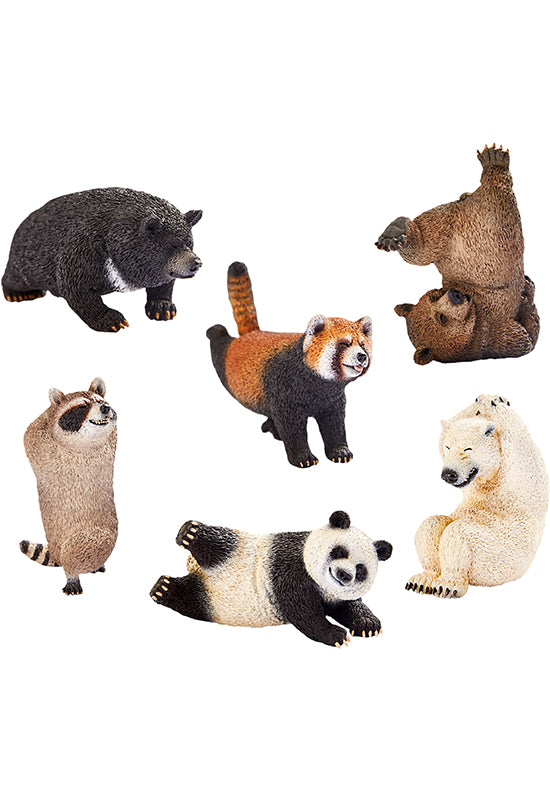 ANIMAL LIFE UNION CREATIVE Shaking Shaking (Box of 8 Blind Box)