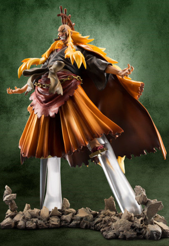 One Piece P.O.P. Strong World SE-MAXIMUM Shiki