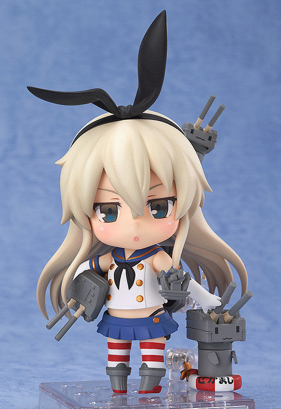 371 Kantai Collection -KanColle- Nendoroid Shimakaze