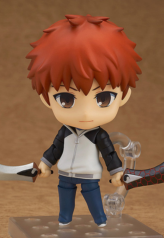555 Fate/stay night [Unlimited Blade Works] Nendoroid Shirou Emiya
