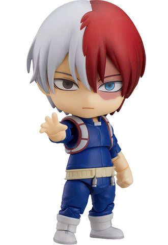 1112 My Hero Academia Nendoroid Shoto Todoroki: Hero's Edition