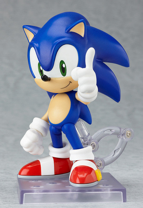 214 Sonic the Hedgehog Nendoroid Sonic