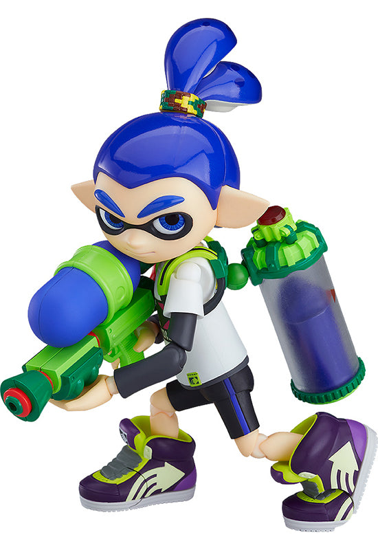 462 Splatoon figma Splatoon Boy