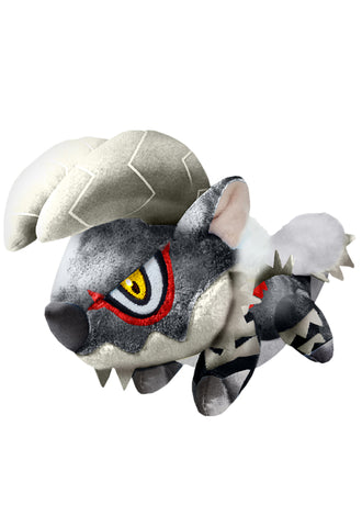 MONSTER HUNTER CAPCOM Monster Hunter Chibi plush toy Stygian Zinogre