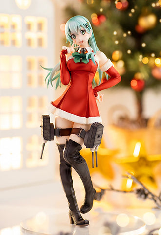 Fleet Girls Collection KanColle HOBBY JAPAN Suzuya [Xmas] mode Limited Version