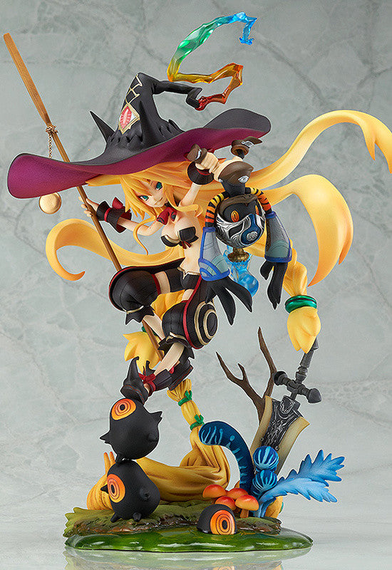 The Witch and the Hundred Knight Phat! Swamp Witch Metallica 1/8