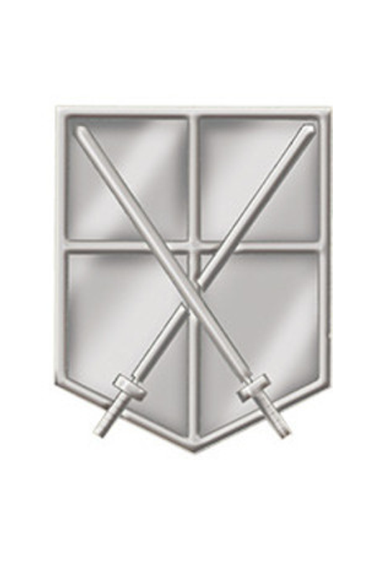 Attack on Titan Goods Series Trainees Squad Pin