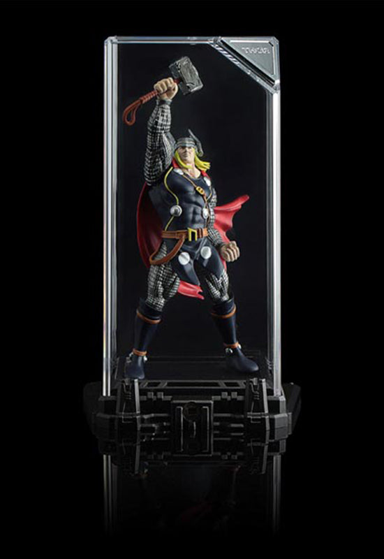 MARVEL Super Hero Illuminate Gallery Collection 1 Sentinel Thor