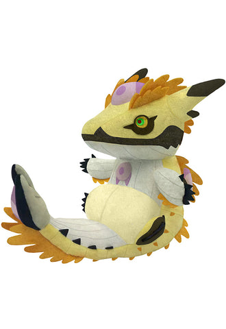 MONSTER HUNTER CAPCOM Monster Hunter Chibi-Plush Thunder Serpent Narwa