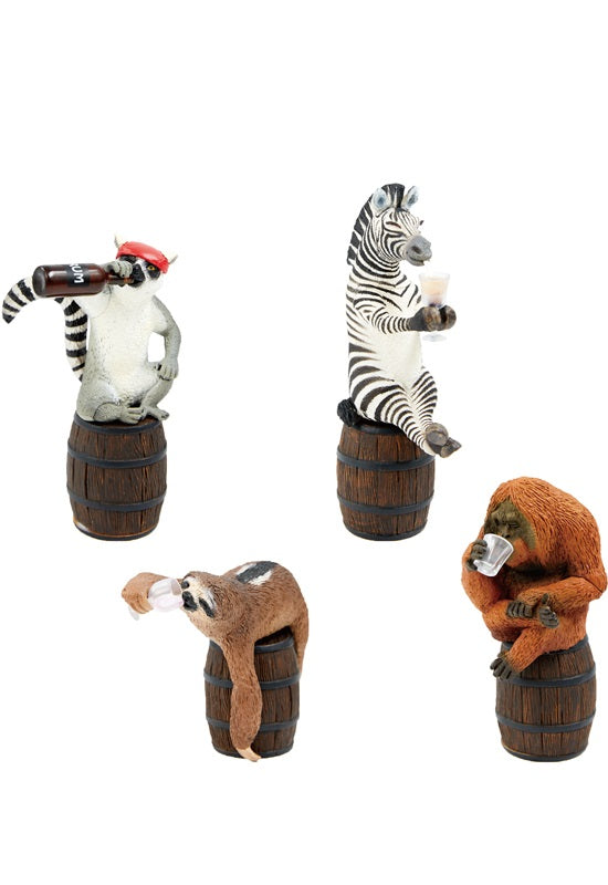ANIMAL LIFE UNION CREATIVE Tipsy PART 2 (Box of 6 Blind Box)
