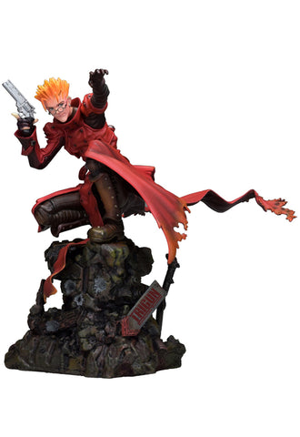 Trigun: Badlands Rumble Fullcock Vash the Stampede Attack Ver.