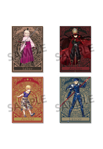 Fate/Grand Order HOBBY STOCK Postcard Set vol.5