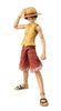 Variable Action Heroes One Piece Megahouse LUFFY PAST BLUE(VER. YELLOW)