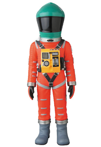 A SPACE ODYSSEY MEDICOM TOYS VCD Space Suit Green Helmet & Orange suit Ver.