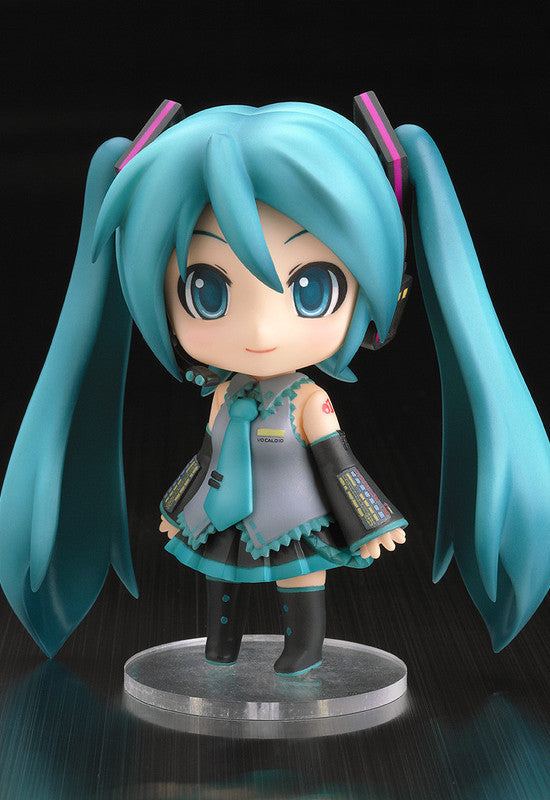 033 Vocaloid Nendoroid Miku Hatsune (Reproduction)