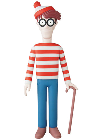 WHERE'S WALLY MEDICOM TOYS VCD Wally