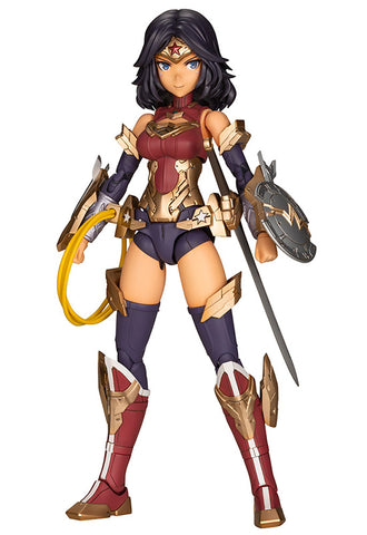 Cross Frame Girl Kotobukiya WONDER WOMAN HUMIKANE SHIMADA VER.