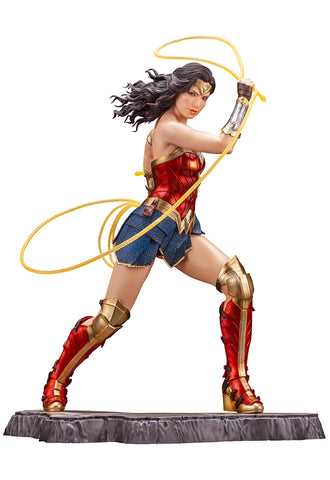 WONDER WOMAN 1984 MOVIE Kotobukiya WONDER WOMAN ARTFX STATUE