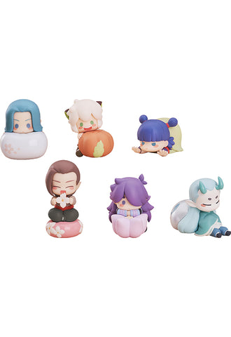 The Legend of Hei Good Smile Arts Shanghai Collectible Figures: Wagashi (1 Random Blind Box)
