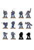 Warhammer 40,000 Max Factory Warhammer 40,000: Space Marine Heroes Series #1(3rd-run)(set of 24)