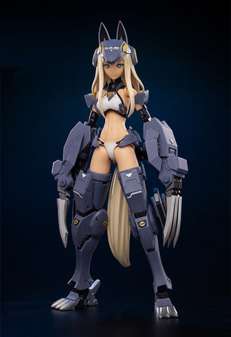 G.N.PROJECT SNAIL SHELL Vol.1 WOLF-001 Wolf Armor Set