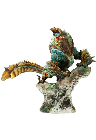 MONSTER HUNTER CAPCOM CFB  Creator's Model Zinogre Re-pro Model[Repeat Sales](2nd run)