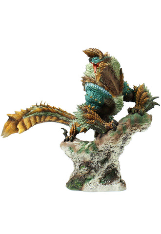 MONSTER HUNTER CAPCOM [Repeat Sales]Capcom Figure Builder Creator's Model Zinogre Re-pro Model (3rd run)