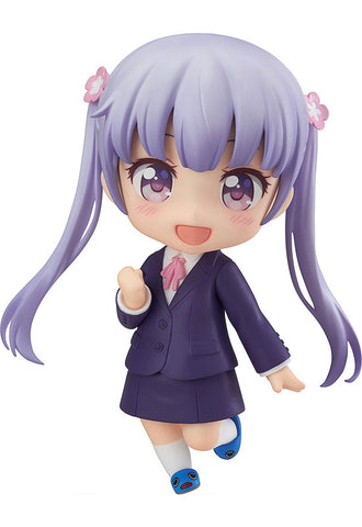 639 NEW GAME! Nendoroid Aoba Suzukaze (Re-run)
