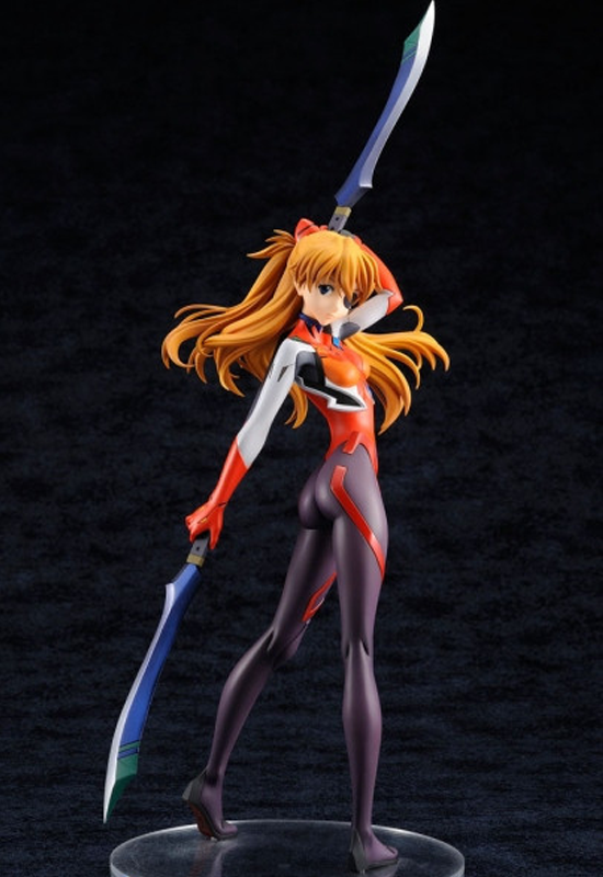 Evangelion: 3.0 You Can (Not) Redo 1/6 Asuka Langley Shikinami HOBBY JAPAN Limited PVC Figure – AMAKUNI