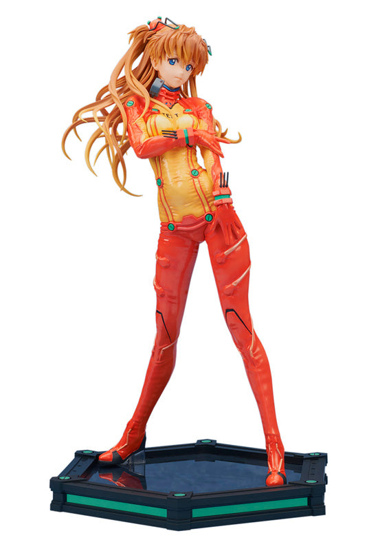 EVANGELION:2.0 YOU CAN (NOT) ADVANCE. BellFine Asuka Shikinami Langley Test Plugsuit Ver.