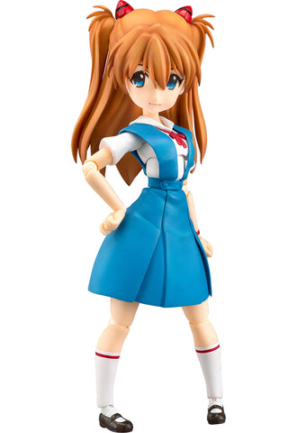 Rebuild of Company Parfom R! Asuka Shikinami Langley: School Uniform Ver.