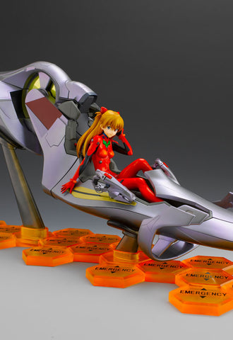 EVA GLOBAL Exclusive Reproduction Evangelion VERTEX Entry Plug Interior Asuka Ver.