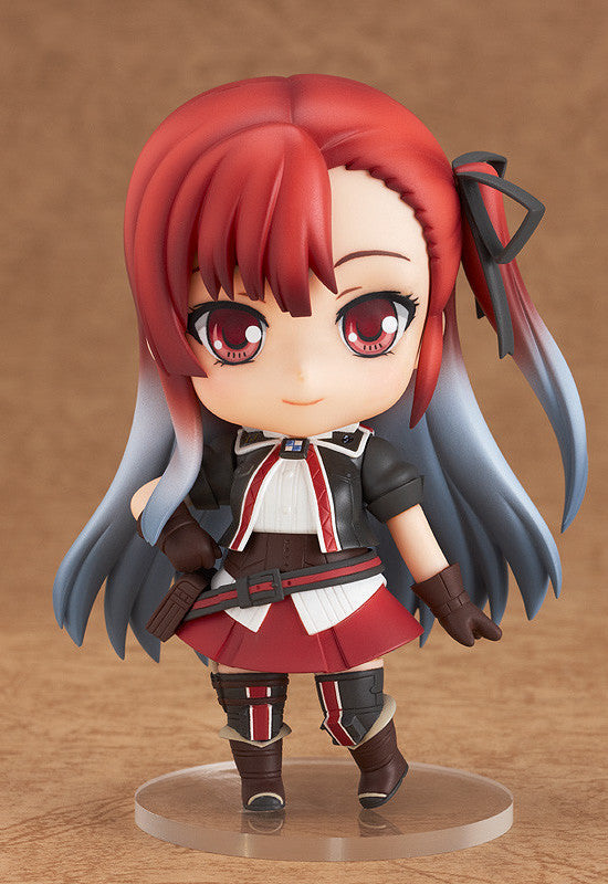 164 Valkyria Chronicles 3 Nendoroid Riela