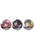 Sword Art Online Alternative Gun Gale Online HOBBY STOCK  Can Badge Set
