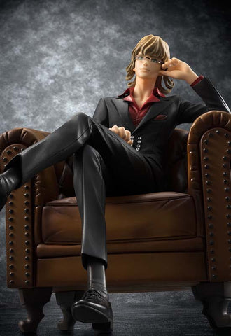 "TIGER&BUNNY MEGAHOUSE G.E.M.SERIES ""S.O.C"" BARNABY"