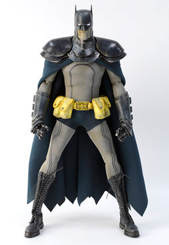 STEEL DETECTIVE ThreeA BATMAN