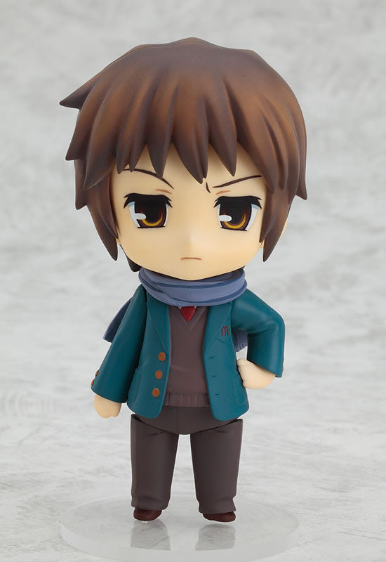 153 The Disappearance of Haruhi Suzumiya Nendoroid Kyon: Disappearance Ver.
