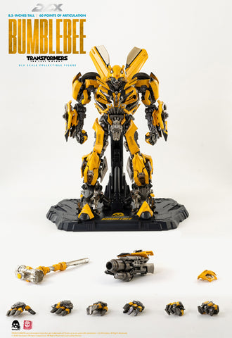 Transformers: The Last Knight Hasbro Threezero DLX Bumblebee